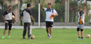 Darío Ceballe se incorporó al Cuerpo Técnico